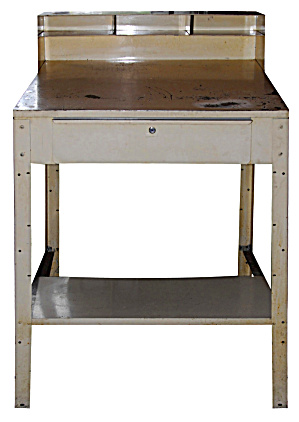 Industrial Table Or Desk