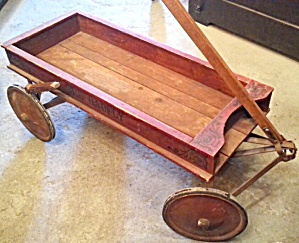 "Little Red Wagon ""the Gadfly"