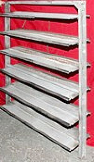 Industrial Wall Louvres