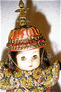 Effanbee Doll From International Collection