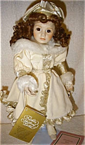 Porcelain Doll By Janet Johnson