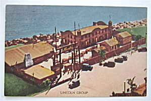 The Lincoln Group Postcard (Century Of Progress)