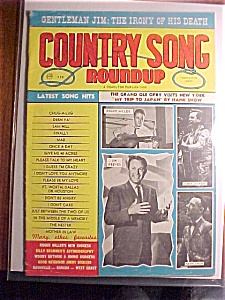 Country Song Roundup - February 1965