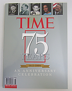 Time Magazine 1998 Y5 Years Anniversary Celebration