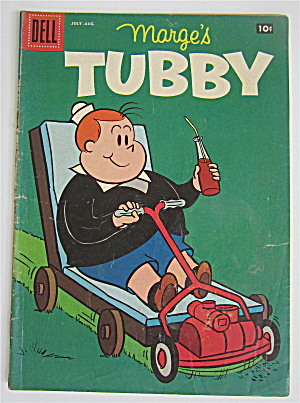 Marge's Tubby Comic July-august 1958 Slow Poke