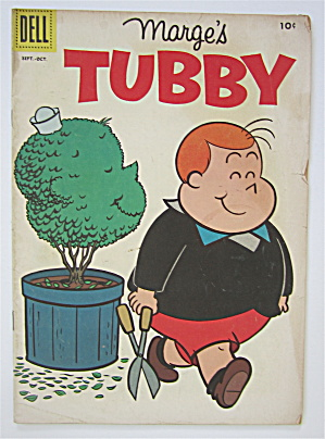 Marge's Tubby Comic September-october 1958