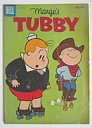 Marge's Tubby Comic November-december 1958 #31