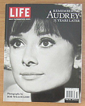 2008 Remembering Audrey-life Great Photographers Series