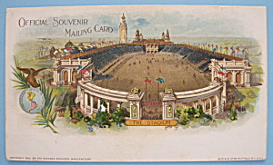The Stadium Postcard (1901 Pan American Exposition)