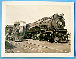1949 Chicago Railroad Fair, General Motors Train Yard