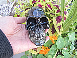 Nemesis Now Skull Summit 2004 Signed Lucite