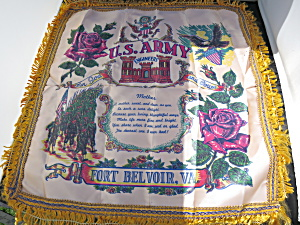 Us Army Engineers Mother Fort Belvoir Va Pillow Case