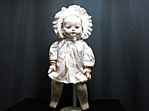 Effanbee Composition Doll Cloth Body Needs Doll Doctor