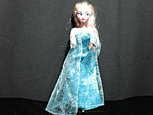 Frozen Princess Elsa Barbie Size Doll