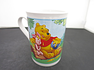 Winnie The Pooh Piglet Tigger Houston Harvest Cup
