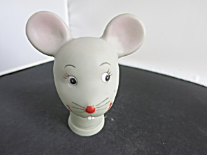 Vintage Mouse Doll Head Crafting Great For Puppet Head