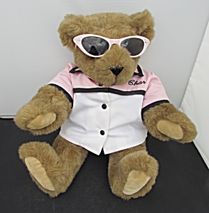 Vermont Teddy Bear Company Char Jointed
