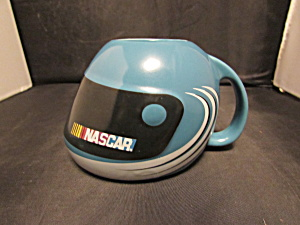 Nascar Stock Car Auto Racing Helmet Cup Mug 2003