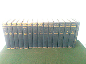 14 Vol Elbert Hubbard Little Journeys