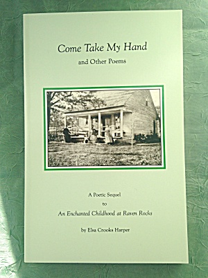 Elsa Crooks Harper Beallsville Oh Poetry Book