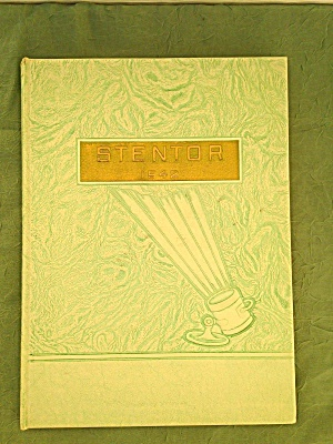 1942 Coaldale Stentor High School Yearbook