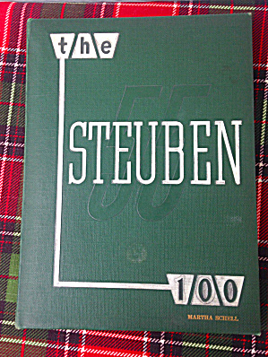 1955 Steubenville H.s. Yearbook
