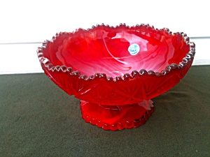 Imperial Red Slag Ftd. Bowl
