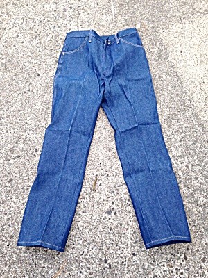 Older Unworn Rustler Denim Jeans 34x30