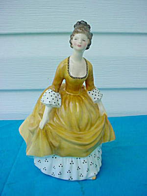 Royal Doulton Figurine Coralie