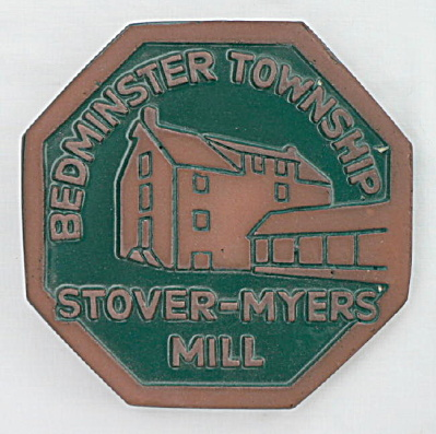 Moravian Tile Stover Myers Mill
