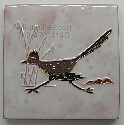 Dhc Desert House Crafts - Roadrunner Tile
