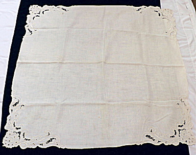 Linen Bridge Cloth