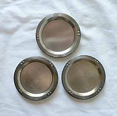 Wmf Silverplate Coasters
