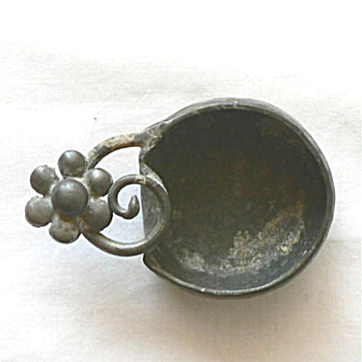 Nekrassoff Pewter Open Salt