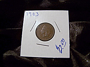 Indian Head Penny 1903
