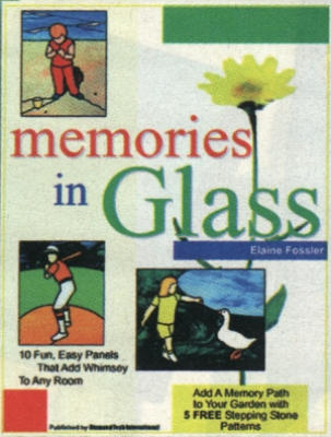 Memories In Glass Stained Glass Patterns