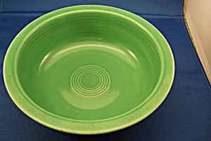 Vintage Fiesta Light Green Bowl