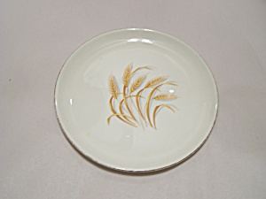 Homer Laughlin Golden Wheat Salad Plate