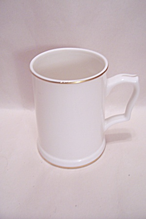 Porcelain Beer Mug