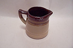 1/4 Cup Crock Pitcher/creamer