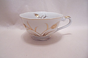 Lefton Gilt Trimmed Snack Cup
