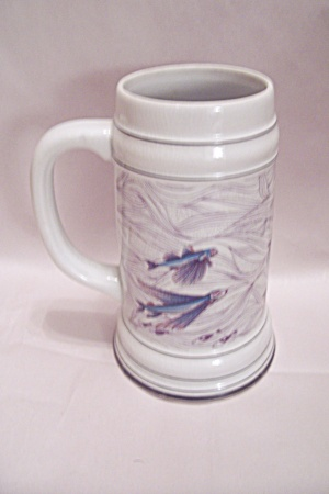 Barbados Flying Fish Beer Stein/mug