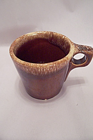 Hull Brown Drip Mug