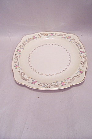 Paden Citry Duchess Salad Plate