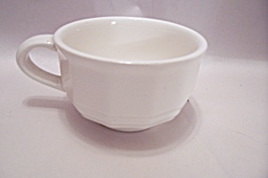 Pfaltzgraff Heritage Pattern White Cup