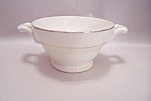 Knowles Tradition Pattern Fine China Sugar Bowl
