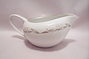 Kaysons Golden Fantasy Pattern Fine China Creamer