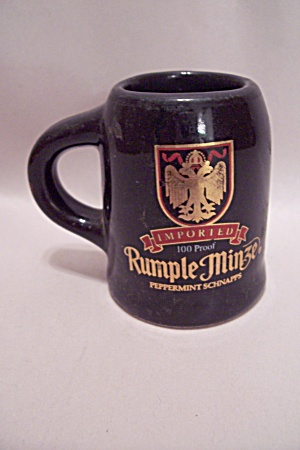 Rumple Minze Peppermint Schnapps Toothpick Holder