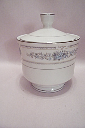 Elington Fine China Sugar Bowl With Lid