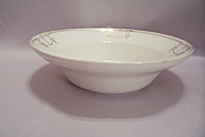 Salem Commodore Pattern China Vegetable Bowl